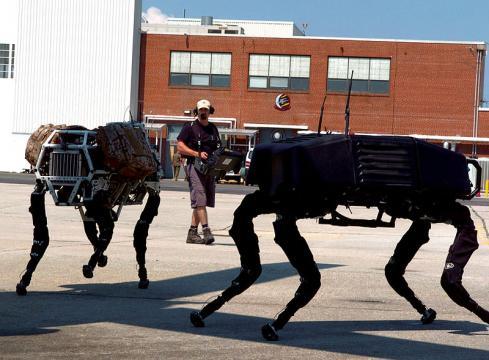 Boston Dynamics (Maybe)