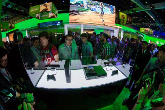 Microsoft Confirmed November Launch, $499 Price for Xbox One