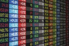 Mid-Afternoon Market Update: Crude Oil Slides 3%; Gilead Sciences Shares Spike Higher
