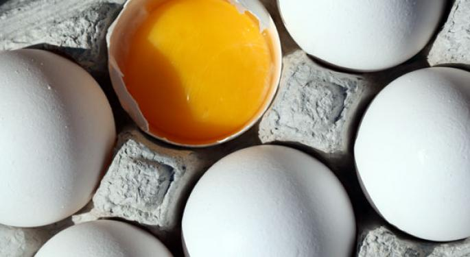 Cal-Maine Food's Announces Voluntary Egg Recall CALM