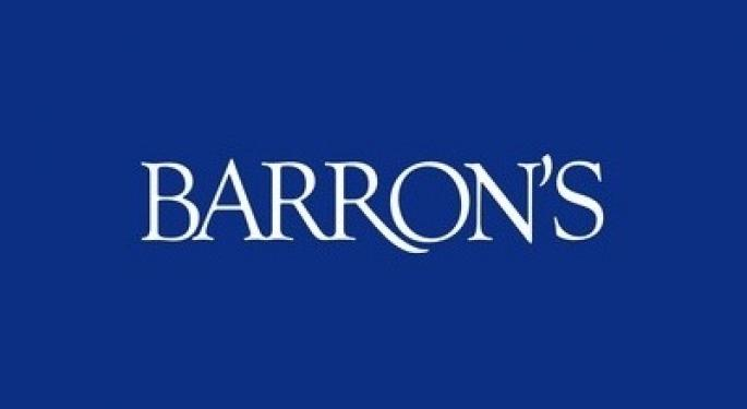Barron's Recap 8/11/12: China's Top Brands