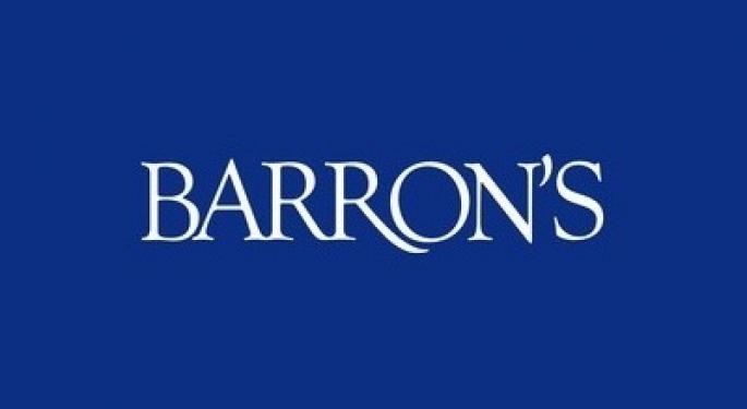 Barron's Recap 8/25/12: Best and Worst Run States