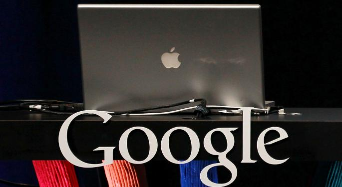 Google's Redesigned Logo Mirrors Apple's iOS 7 AAPL, GOOG