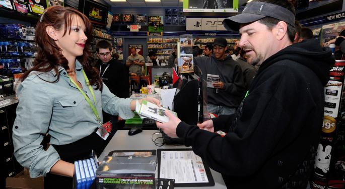 Short Sellers Retreat from GameStop, Rite Aid AVP, GME, RAD