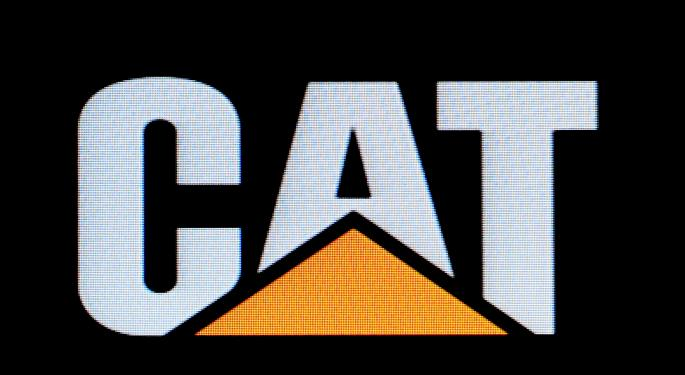 Caterpillar Earnings Preview: Eye On China CAT