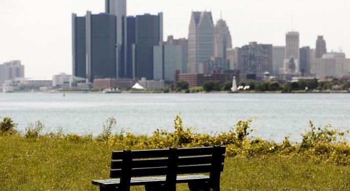 Buy Michigan Stocks, Not Detroit Bonds