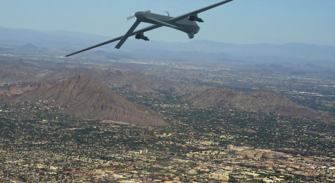 Can Drone-Maker AeroVironment Compete In A Civilian Environment?