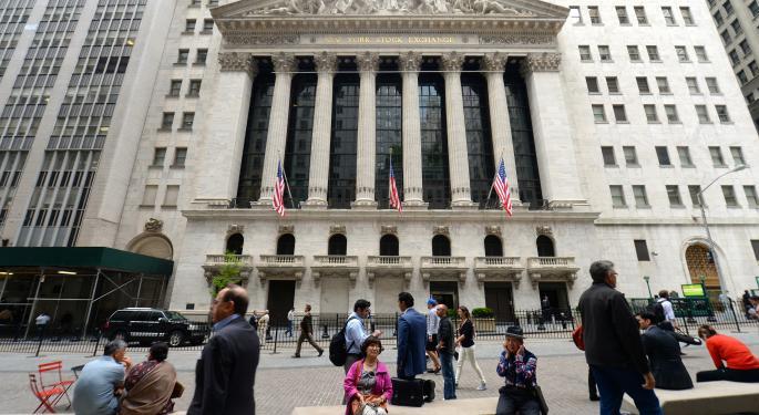 Mid-Day Market Update: Idenix Pharma Surges On Merck Buyout; Pilgrim's Pride Shares Slide