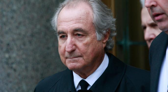 JPMorgan in Legal Trouble Over Bernie Madoff