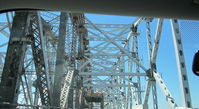 Goldman Highlights 3 Implications Of Chicago Bridge & Iron's Q2 Results