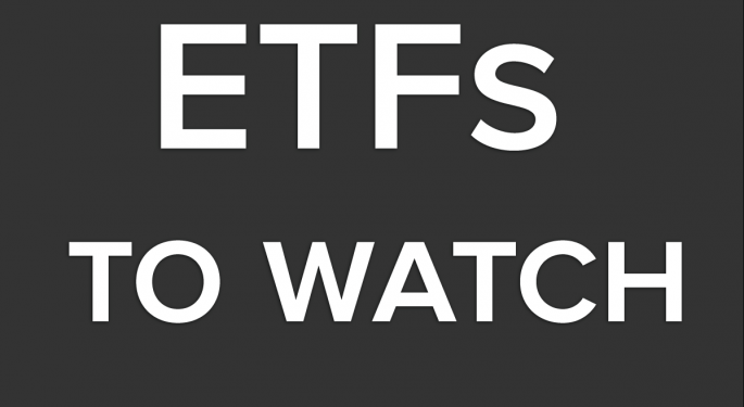 ETFs to Watch September 13, 2013 BND, GDX, RSX