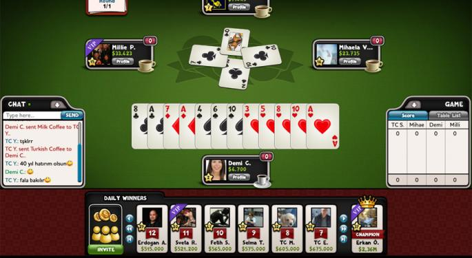 Peak Games Achieves New Milestone As Revenue Soars 300% Annually