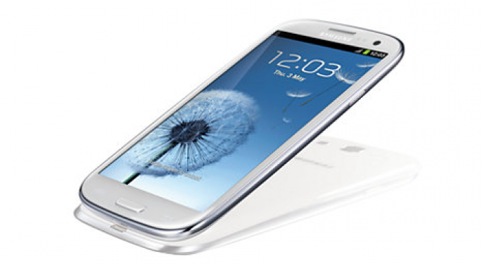 Galaxy S III Sales Overtake Apple's iPhone 4S