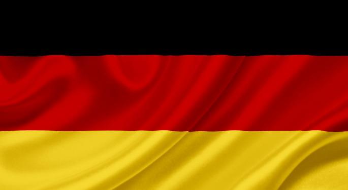 European Service Sector Contracts Further, German Factory Orders Plummet