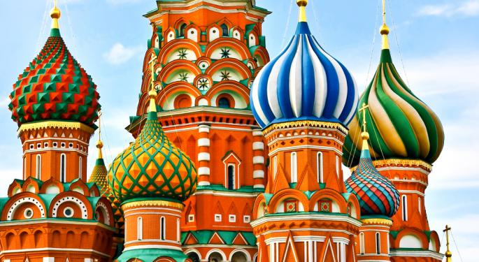 Resurgent Russian Corporates Present ETF Opportunities