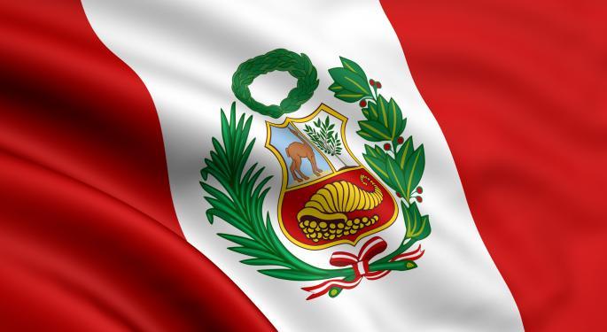 Mining Exposure May be Hindering Peru ETF