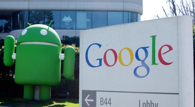 Google Earnings Fiasco Plagues Internet ETFs