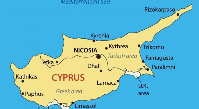 Cyprus Slivers Slamming These ETFs