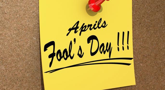 5 Company Pranks On April Fools' Day