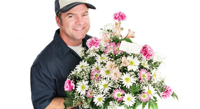 1-800-FLOWERS.COM Delivers Huge Earnings FLWS