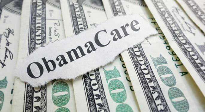 Companies To Take Note Of As Obamacare Launches Next Week