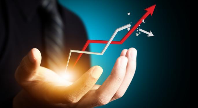 Rising Interest Rates Boost Financial ETFs XLF, IAT, JPM, BAC