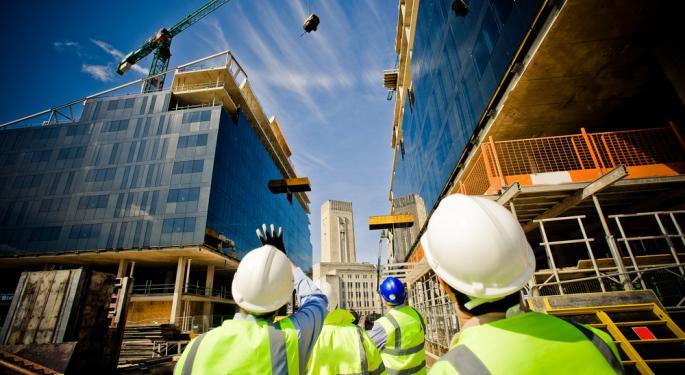 Construction Spending Edges Up