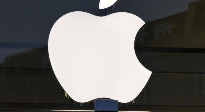Apple Tops New WisdomTree Dividend ETF