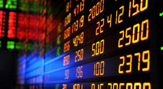 Stocks Close Near Unchanged Mark