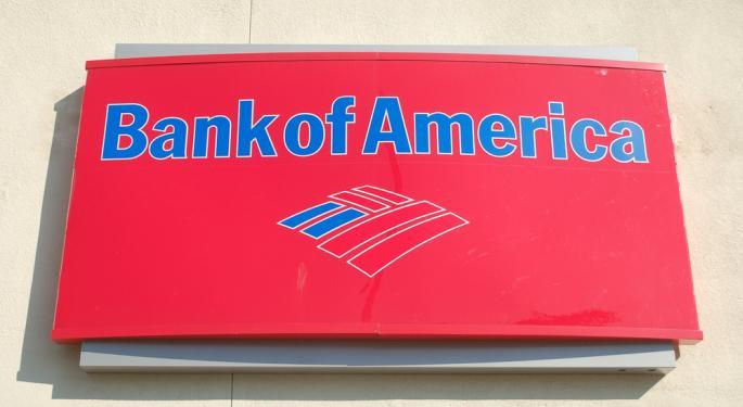 Bank of America Misses Estimates, Shares Slide Pre-Market