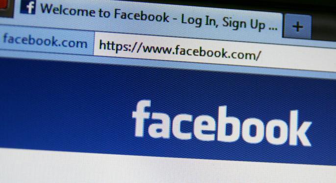 Facebook Rallies on Needham Mobile Hopes