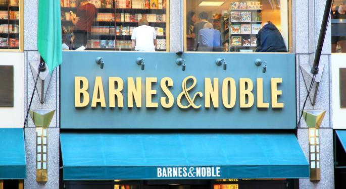 Wild Short Interest Swings In Barnes & Noble and Rite Aid BKS, OMX, RAD