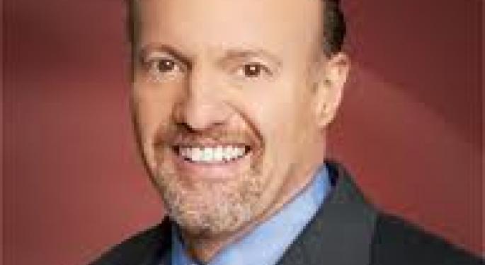Mad Money Lightning Round: Cramer Likes Atmel SRE, DUK, IVAN, FLR, HW, C, HES, XOM, PBCT, ATML