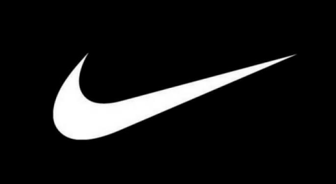 Nike's Stock Hit Despite 10% Revenue Increase