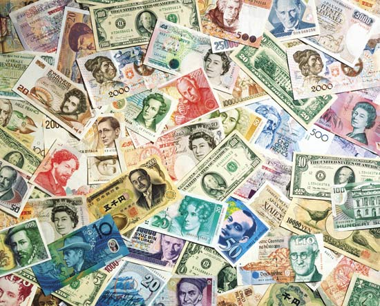 world currency images. These currencies should