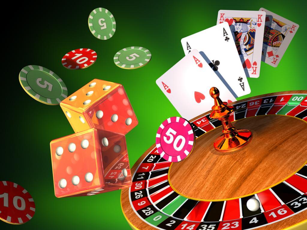casino gaming system