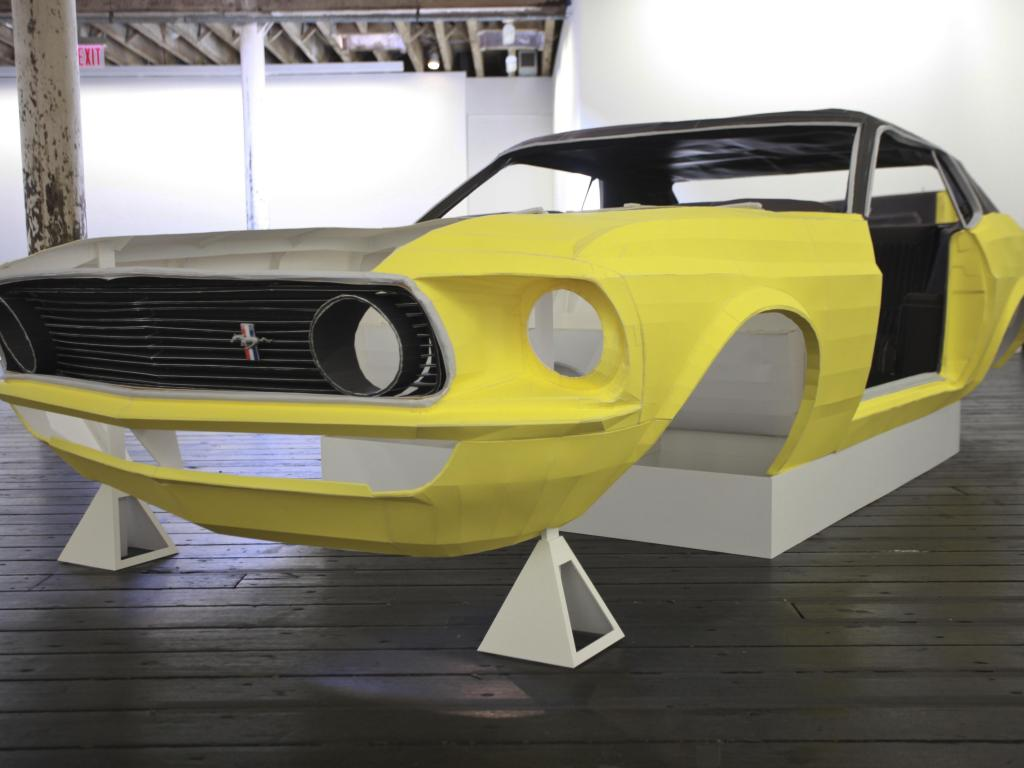 Local Motors Making World S First 3d Printed Car Benzinga