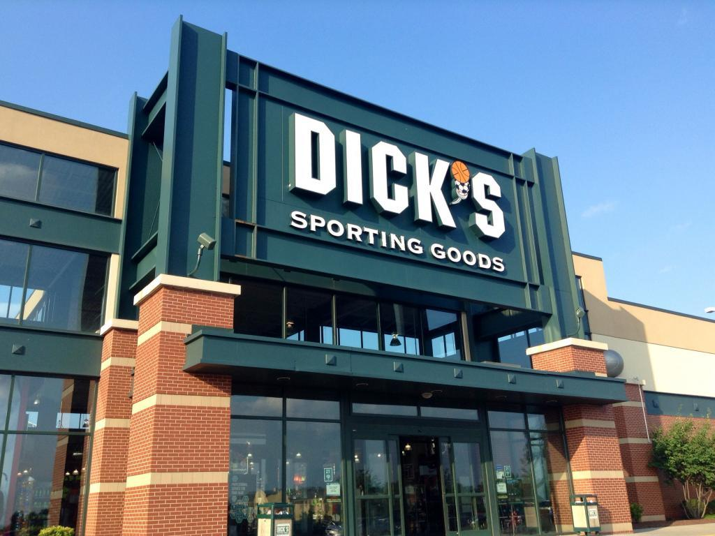 dick's sporting goods - photo #11