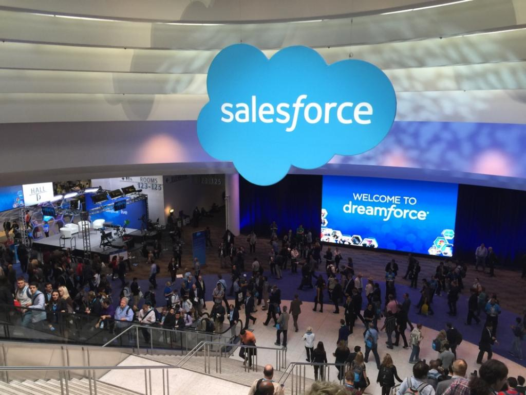 Salesforce.com (CRM) Vice Chairman Sells 10000 Shares of Stock