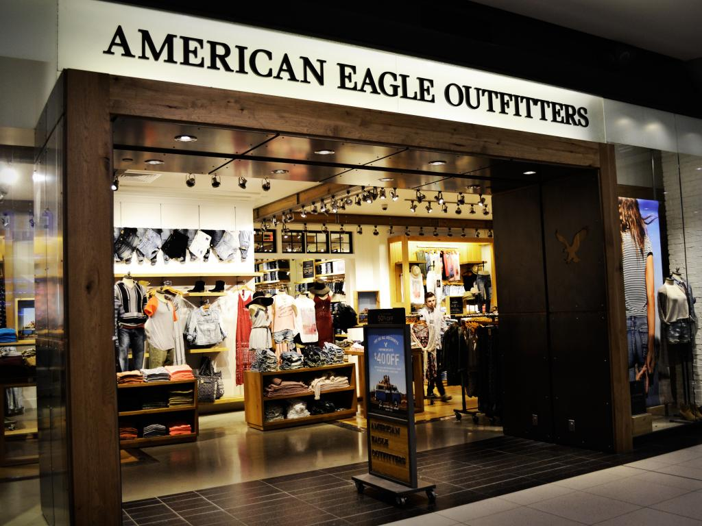 American Eagle Outfitters To Start Selling CBD-infused Products