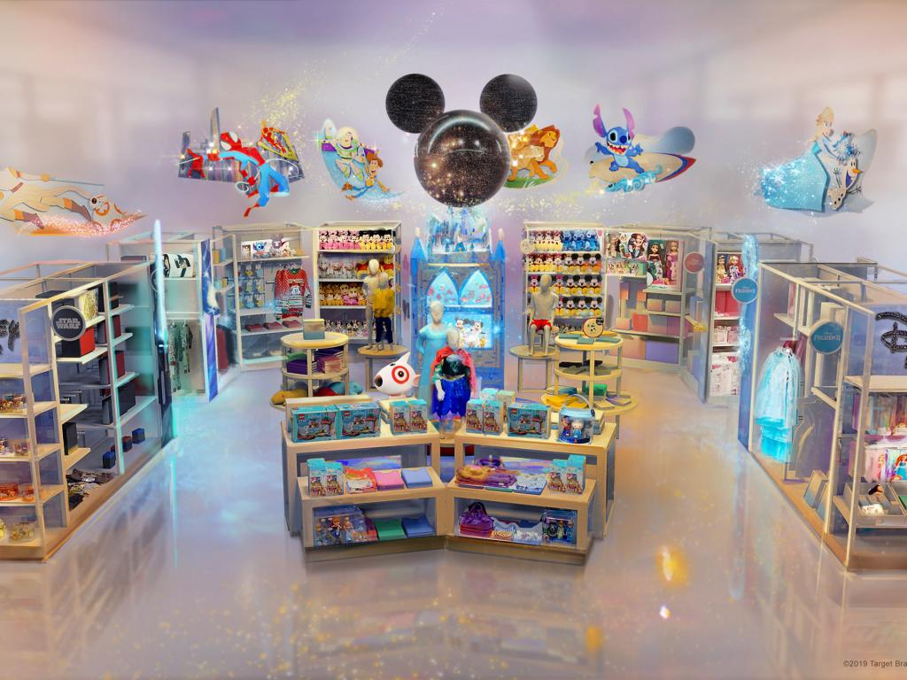 Disney store to open inside Brighton Target location in October