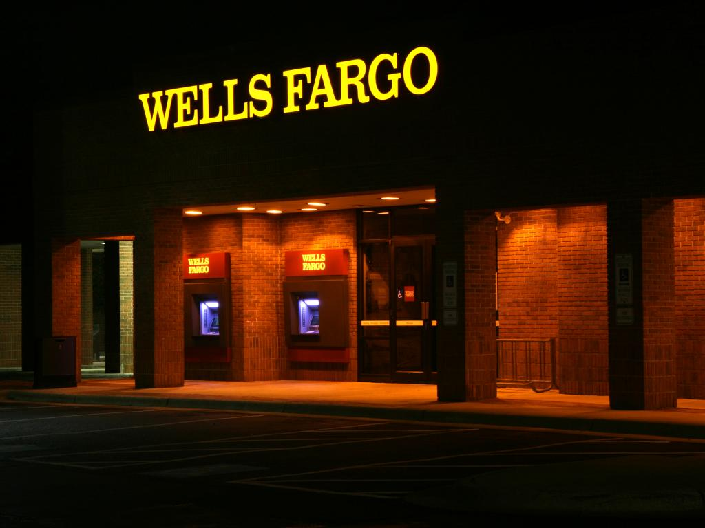 Wells Fargo earnings make for a neat job ad