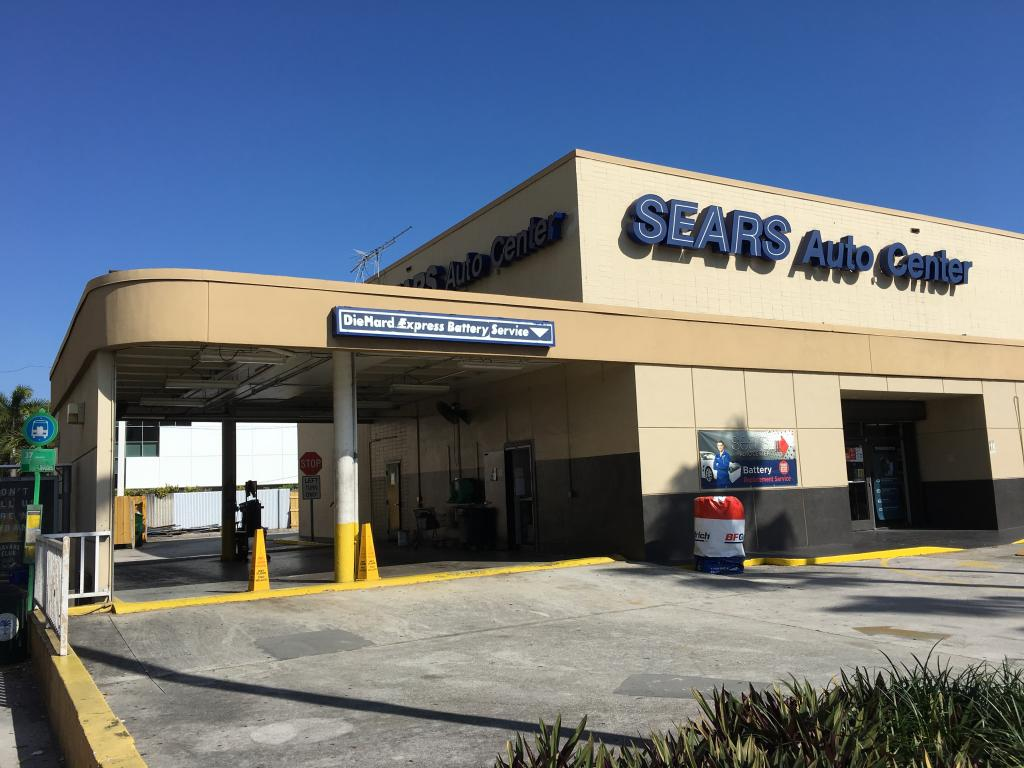 DC area gets new Sears/Amazon tire installation service