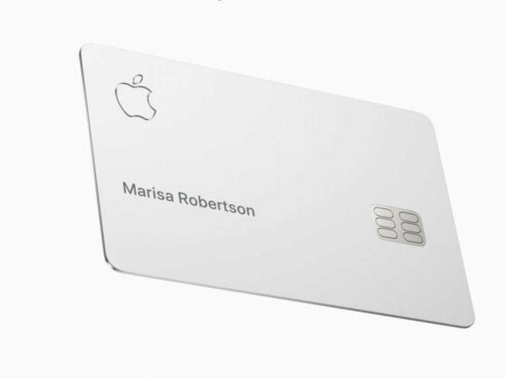 Apple Rolls Out Of Digital Credit Card To Select Customers