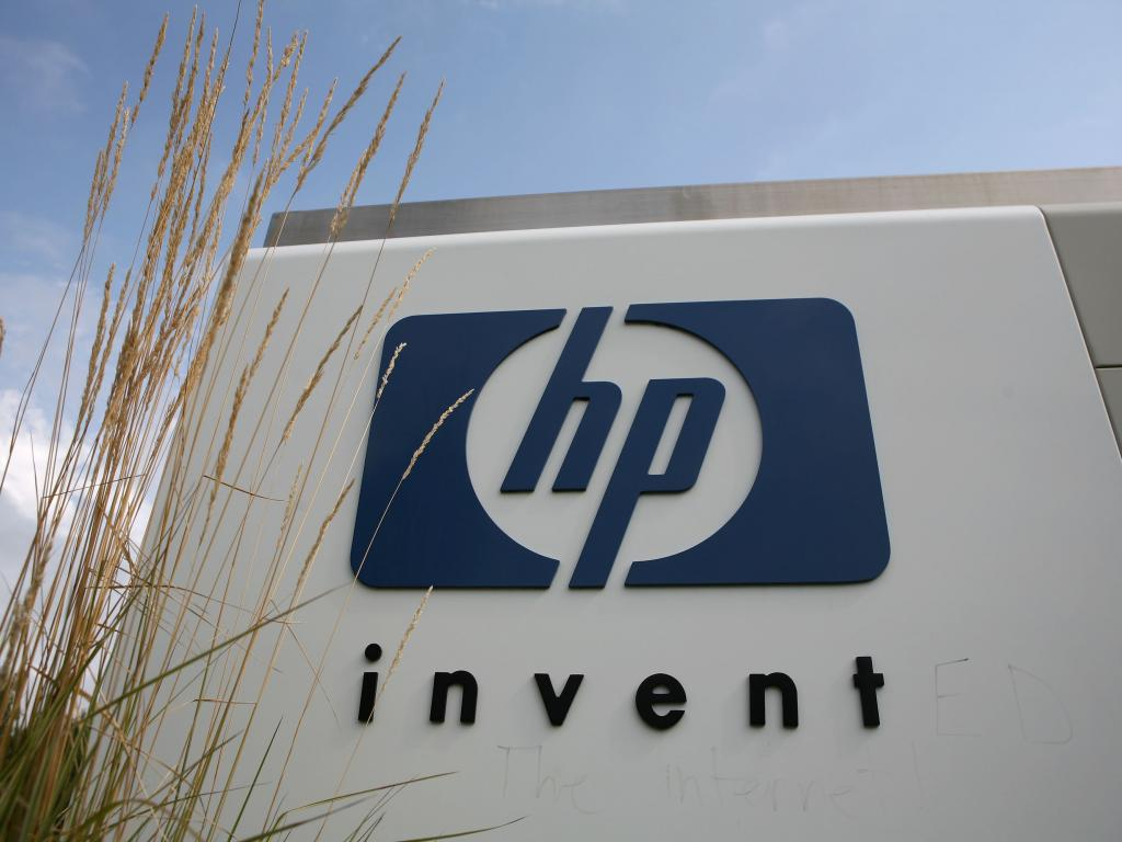 Hewlett Packard Company Nysehpq A Technical Look At Hewlett
