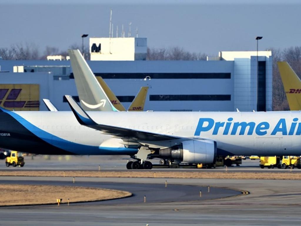 Amazon's fleet of jets is growing