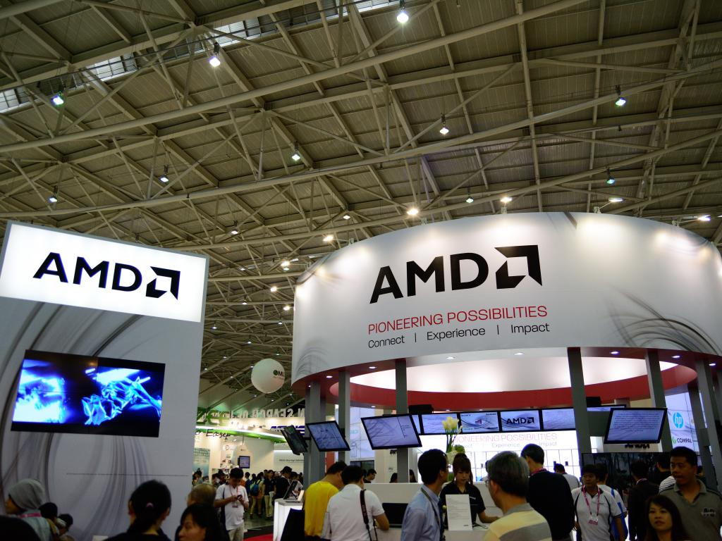 For Advanced Micro Devices Nasdaq Amd Ryzen Chips Will