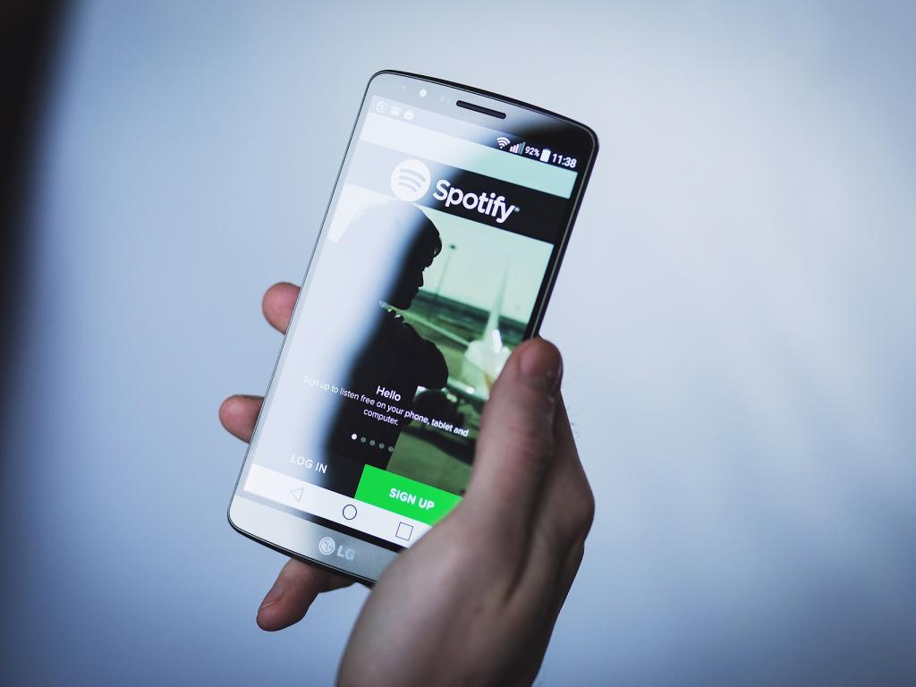 Spotify Hits The Market In Unusual Debut