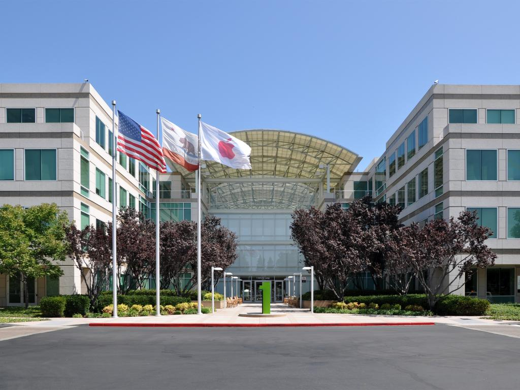 Apple inc aapl pace of apple innovation frustrates for Sede apple cupertino