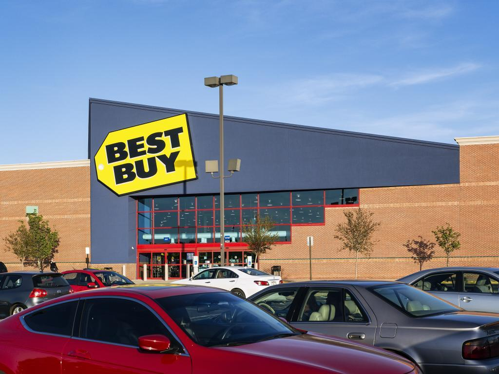 The tv trend that s good news for best buy